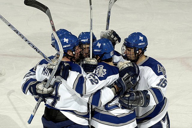 Hokejový tým