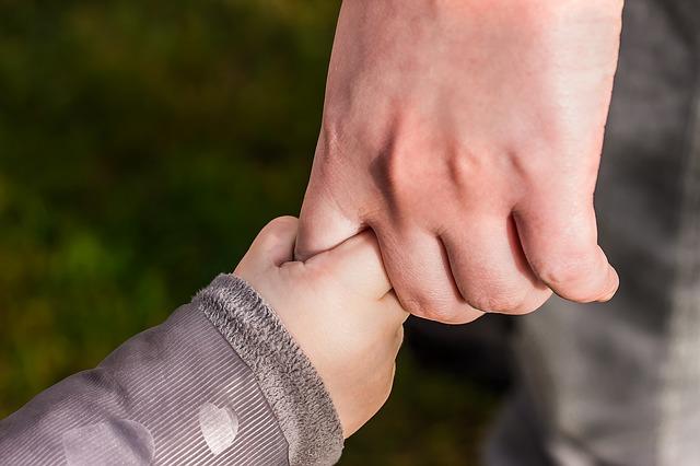 dětská ručička