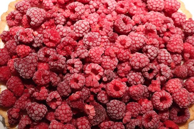 ovoce z mrazáku
