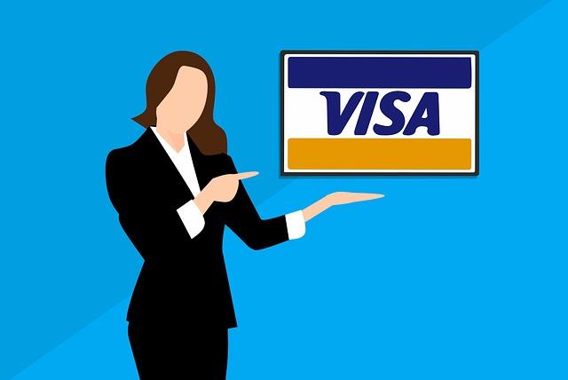 kreditní karta Visa