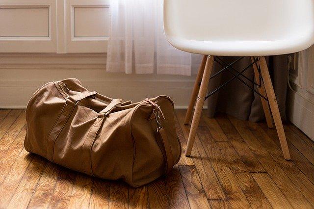 taška - balení